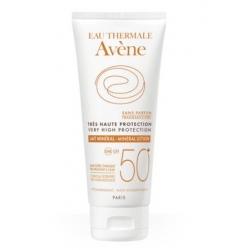 Avene Solar Leche Mineral  SPF 50+ 100 ml
