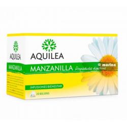 AQUILEA  Manzanilla  2 G 20 Filtros Farmacias Buzo