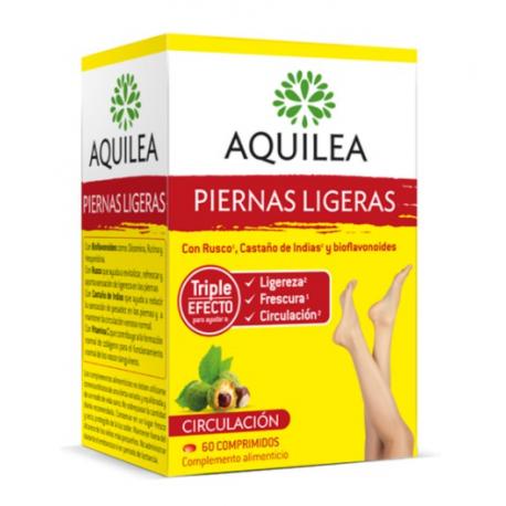 AQUILEA Piernas Ligeras 60 Comprimidos Farmacias Buzo