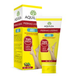 AQUILEA Piernas Ligeras Gel  100 ML Farmacias Buzo