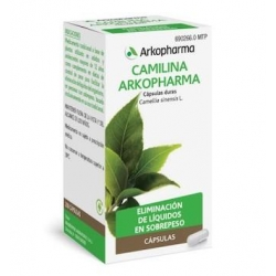 Camilina Arkopharma 200 cápsulas duras