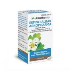 Espino Albar Arkopharma capsulas duras