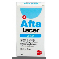 Afta Lacer Spray  15 ml farmacias buzo