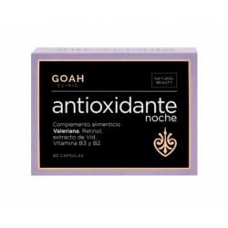 Goah Clinic Antioxidante Noche  60 Cápsulas buzo farmacias