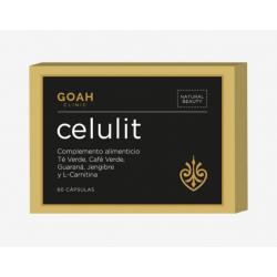 Goah Celulit  60 Capsulas