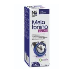 NS MELATONINA GOTAS  1 MG 30 ML