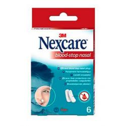 Nexcare 3M Blood Stop Tapón Nasal Farmacias Buzo