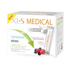 XLS Medical Direct Sticks Captagras 90 Sticks buzo farmacias