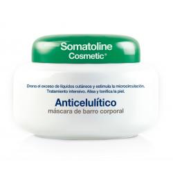 Somatoline Cosmetic Anticelulítico Mascara de Barro buzo farmacias