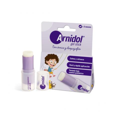 ARNIDOL GEL STICK 15 ML buzo farmacias
