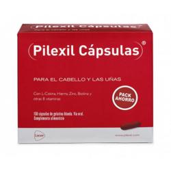 Pilexil para cabello y uñas 150 cápsulas buzo farmacias