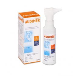 Audimer Solución Limpieza Oido 60ml buzo farmacias
