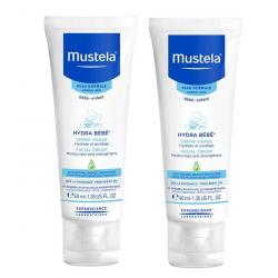 Mustela Duplo Hydra Bebé Crema Facial 40ml buzo farmacias