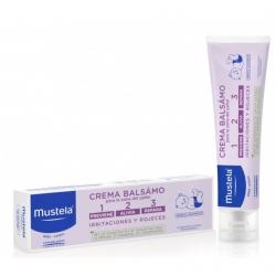 Mustela Crema Bálsamo 1 2 3 100ml buzo farmacias