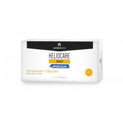 Heliocare 360 Sportsun 60 cápsulas buzo farmacias