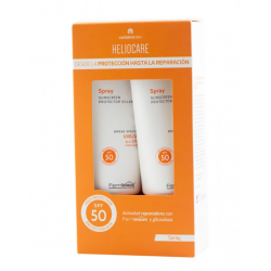 Heliocare  Advanced Spray Pack Duplo 200ml buzo farmacias
