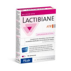 Pileje Lactibiane ATB  10 CAPSULAS  Farmacias Buzo