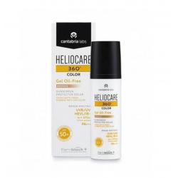 Heliocare 360º  Color Bonze Gel Oil-Free SPF50+ 50ml