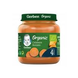 Gerber Organic Zanahoria Boniato 125g