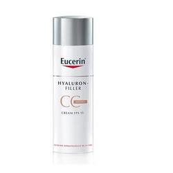 Eucerin Antiedad Hyaluron Filler CC Cream Color Medio 50  M