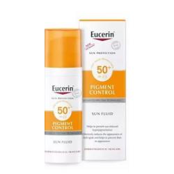 Eucerin Sun Protection 50+ Fluid Pigment Control  50 ML