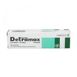 Detramax pomada 30gr
