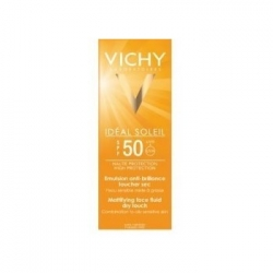 Vicky capital soleil spf 50 emulsion efecto mate 50ml