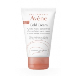 Avene Crema De Manos Al Cold Cream 75 ML.
