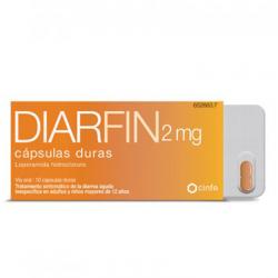 DIARFIN + 2 MG 20 CAPSULAS