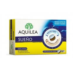 Aquilea Sueño 1,95mg 60 comprimidos buzo farmacias