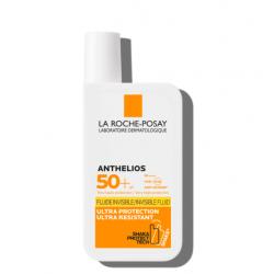 La Roche Posay  Anthelios 50+ Fluido Invisible 50ml buzo farmacias
