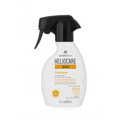 Heliocare 360ªFluid Spray SPF50+ 250ML buzo farmacias