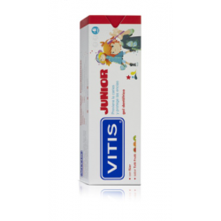 Vitis Junior Gel Dentífrico 75 ML Farmacias Buzo