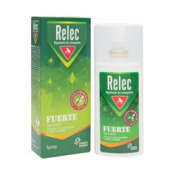 Relec Fuerte Sensitive Spray Repelente Mosquitos 75ml buzo farmacias