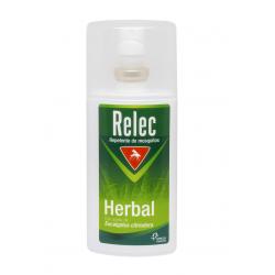 Relec Herbal Spray Repelente 75ml buzo farmacias
