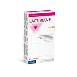 Pileje Lactibiane Voyage  14 Cápsulas Farmacias Buzo