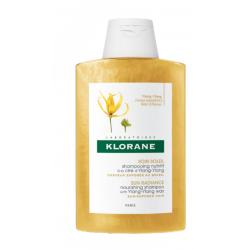Klorane  Champú a la cera de Ylang Ylang buzo farmacias