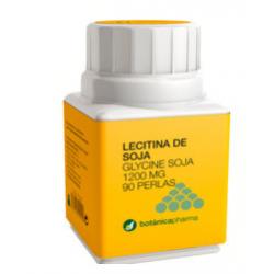 Botanicapharma Lecitina De Soja 1200 MG 45 Perlas