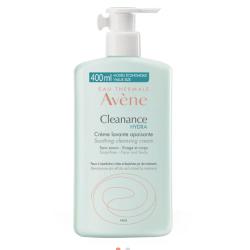 Avene Cleanance Hydra Crema Limpiadora Calmante 400 ml