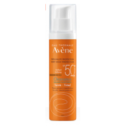 Avene Cleanance Solar SPF 50+  COLOR 50 ml