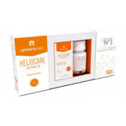 Heliocare Pack Duplo Ultra D Capsulas