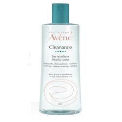 Avene Cleanance Agua Micelar Limpiadora 400 ml