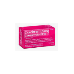 CUMBRAN EFG 1,5 MG 1 COMPRIMIDO
