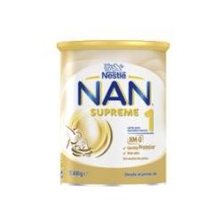 Nestlé Nan 1 Supreme  800g buzo farmacia