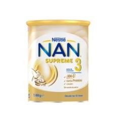 Nestlé Nan 3 Supreme 800 g buzo farmacia