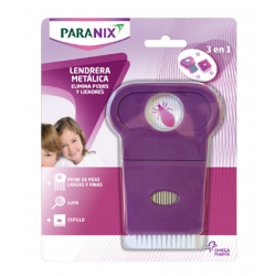 Paranix Lendrera Antipiojos buzo farmacias
