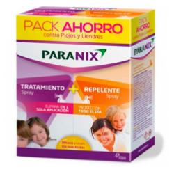 PARANIX PACK DUO SPRAY Y PROTEC  60 ML + 100 ML