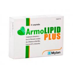 Armolipid Plus 20 comprimidos buzo farmacias