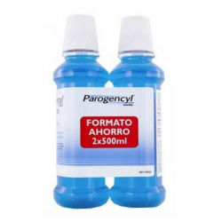 PAROGENCYL CONTROL ENCIAS COLUTORIO  500 ML 2U buzo farmacias