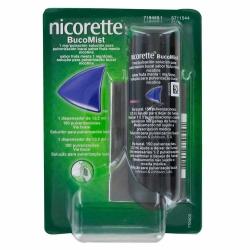 Nicorette Bucomist fruit 1mg/pulsación sol bucal 150 dosis